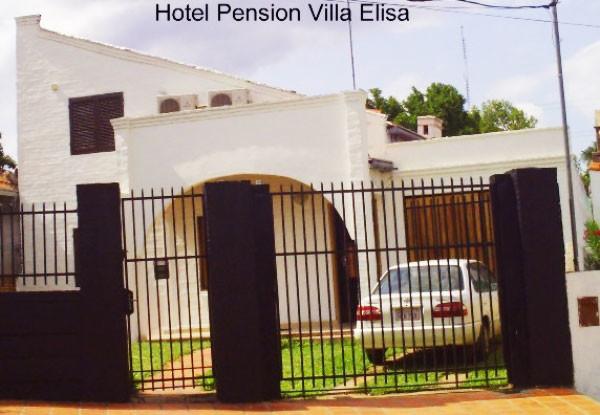 Pension Harald in Villa Elisa bei Asuncion