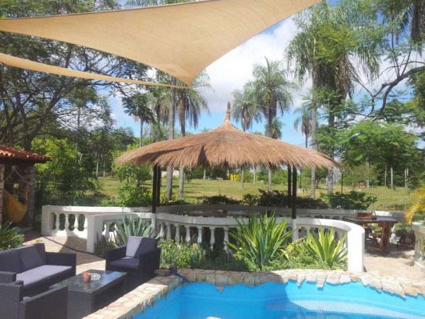Paradise-City - Ferienhaus Paraguay