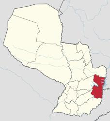 Alto Parana Paraguay