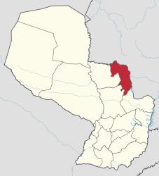 Amambay Paraguay