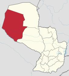 Bouqeron Paraguay