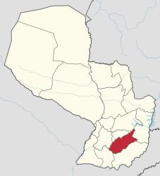 Caazapá Paraguay