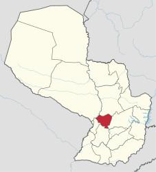 Cordillera Paraguay
