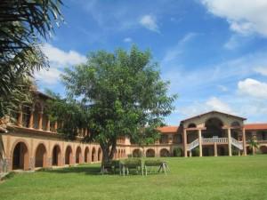Franziskaner-Kloster Paraguay