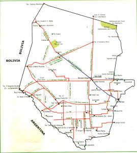 Karte-Bouqeron