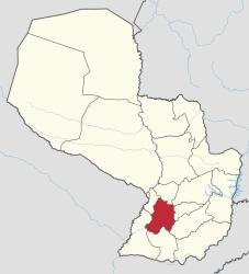 Paraguarí Paraguay