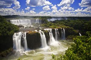 Paraguay Reisen - Wasserfälle von Iguazú