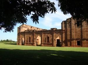 Jesuitenreduktion Paraguay