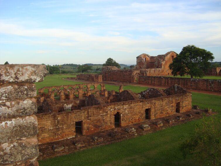 Jesuiten - Reisen und Sehenswürdigkeiten Paraguay