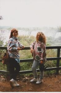 Ausflug Wasserfälle Paraguay