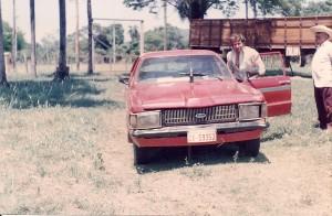 Rufino und sein Auto