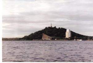 Lambare - Cacique vom Fluß aus