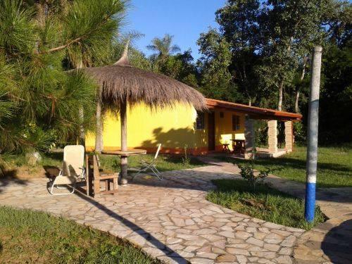 Cabaña Austria – Ferienhaus in Ypacarai