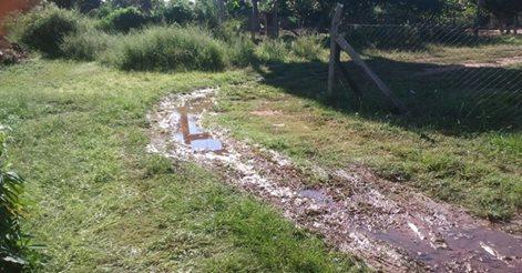 Wassertank Altos Paraguay