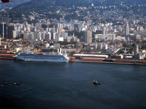 Kreuzfahrt Rio de Janeiro, Brasilien