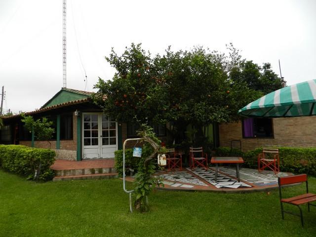 Freizeitanlage mit Gastronomiebetrieb in Ypacarai