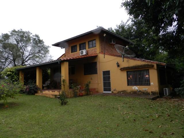 Haus mit Seeblick in Aregua