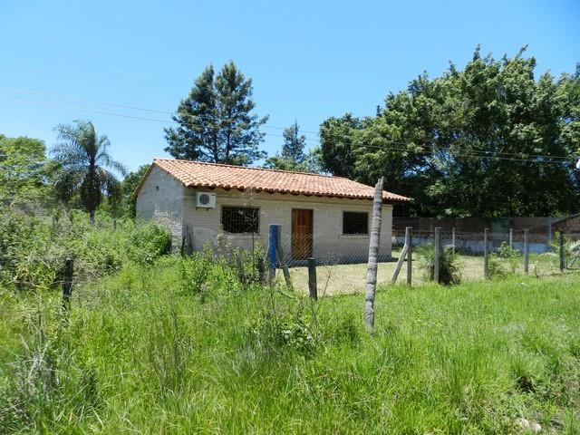 Haus an der Ruta 2, zwischen Caacupe und Ypacarai (Kauf oder Miete)