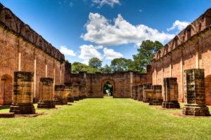 Paraguay Ruinen