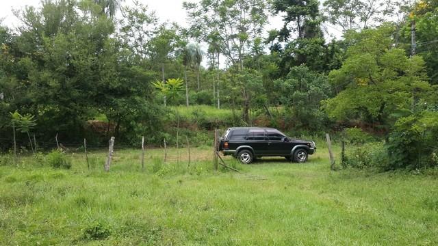 5 Hektare in Pirayú, mit Panoramablick