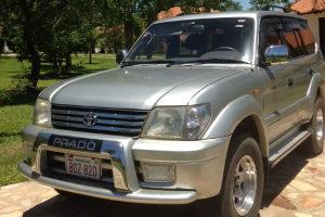 Mietwagen Paraguay - Geländewagen Toyota Prado