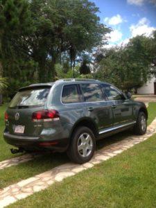 VW Touareg - Mietwagen Paraguay
