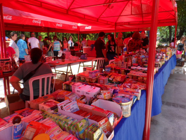 Wochenmarkt San Bernardino