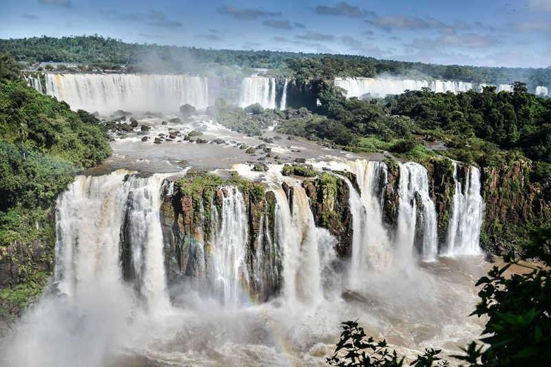 Iguazu Wasserfälle - Touren und Reisen