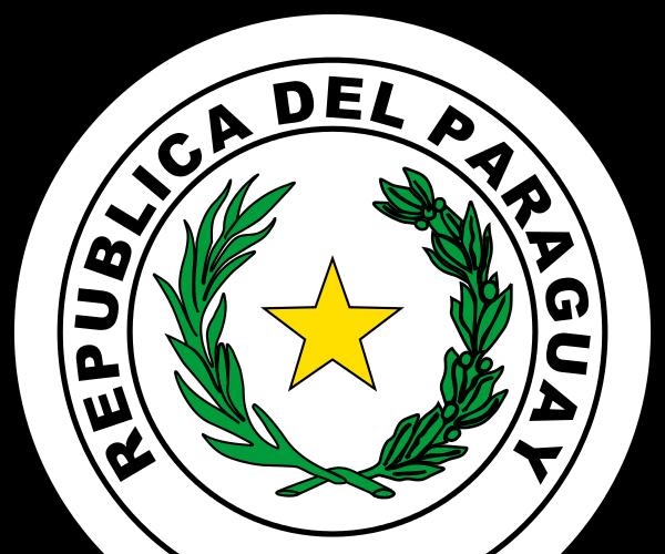 Paraguay Wappen