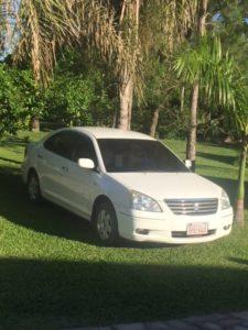 Mietwagen Paraguay Toyota Premium