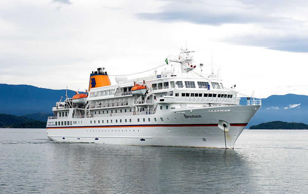 Kreuzfahrt Lateinamerika - MS Bremen in Brasilien