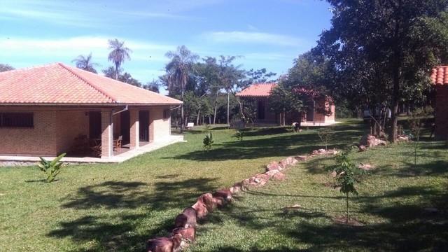 2 Hektar Anwesen in San Bernardino, mit Haupt- und Gästehaus