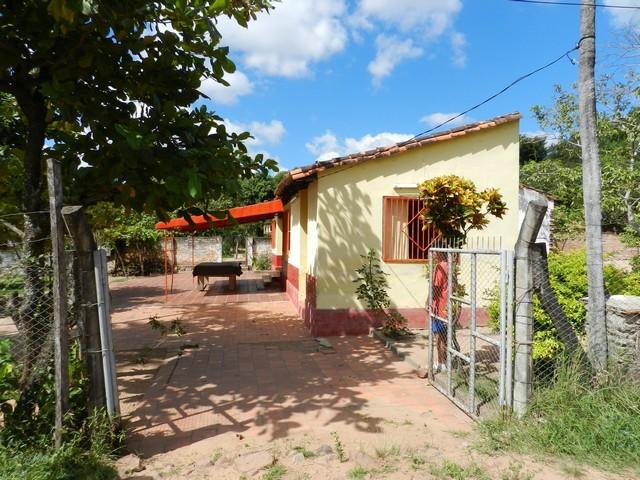 Wohn- und Geschäftshaus in Pirayú