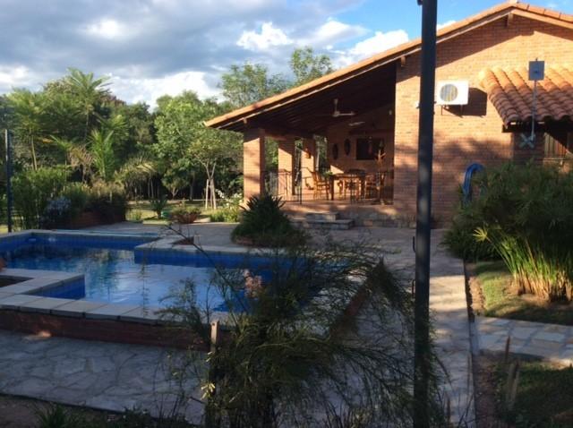Idyllisches 3.1 Hektar Anwesen, in Paraguari