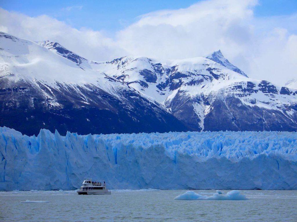 Argentinien Gletscher