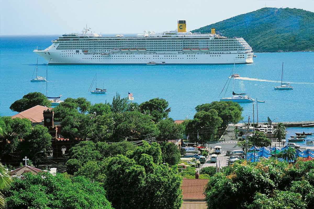 Karibik Kreuzfahrt Costa
