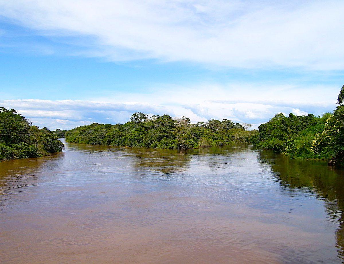 Der Rio Paraguay ist eine der schönsten Sehenswürdigkeiten von Paraguay