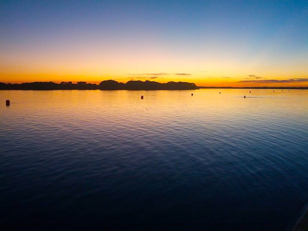 Der Rio Paraguay ist wegen seiner Schönheit eine Touristenattraktion
