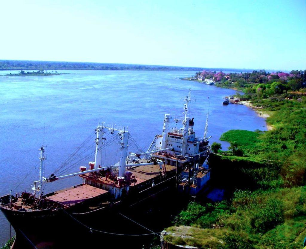 Rio Paraguay Asunción