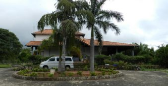 Herrenhaus in Loma Grande, mit 1 ha Land