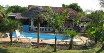 Anwesen in Caacupe, mit 1,1 ha, direkt am Asphalt