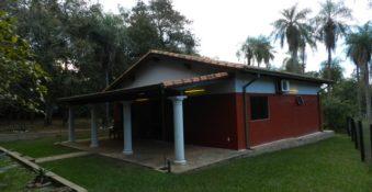 Schönes und günstiges Haus im Naturschutzgebiet Ytu, nahe Caacupe