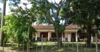 Granja mit 8,6 ha. und 3 Häusern in Caacupe