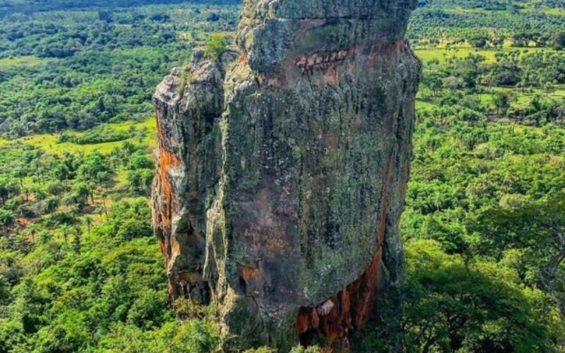 Estancia 68 ha in Paraguari mit traumhafter Aussicht
