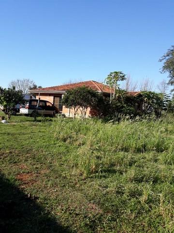Bungalow mit ca 40 ha. Land bei Caazapá