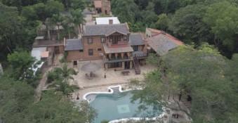 Traumanwesen in San Bernardino, mit ca. 3000 m2 Grundstück und wunderschönem Seeblick