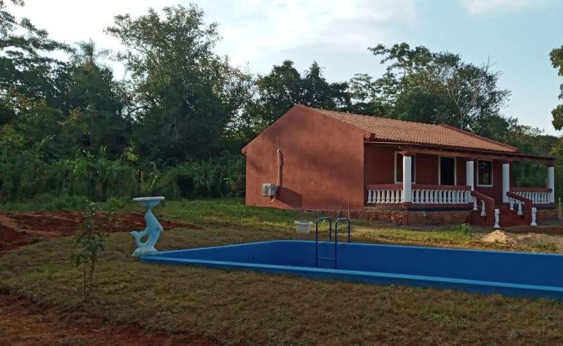 Neues Haus in Ita